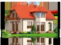 Строительство домов из пеноблоков под ключ, проекты из пенобетона